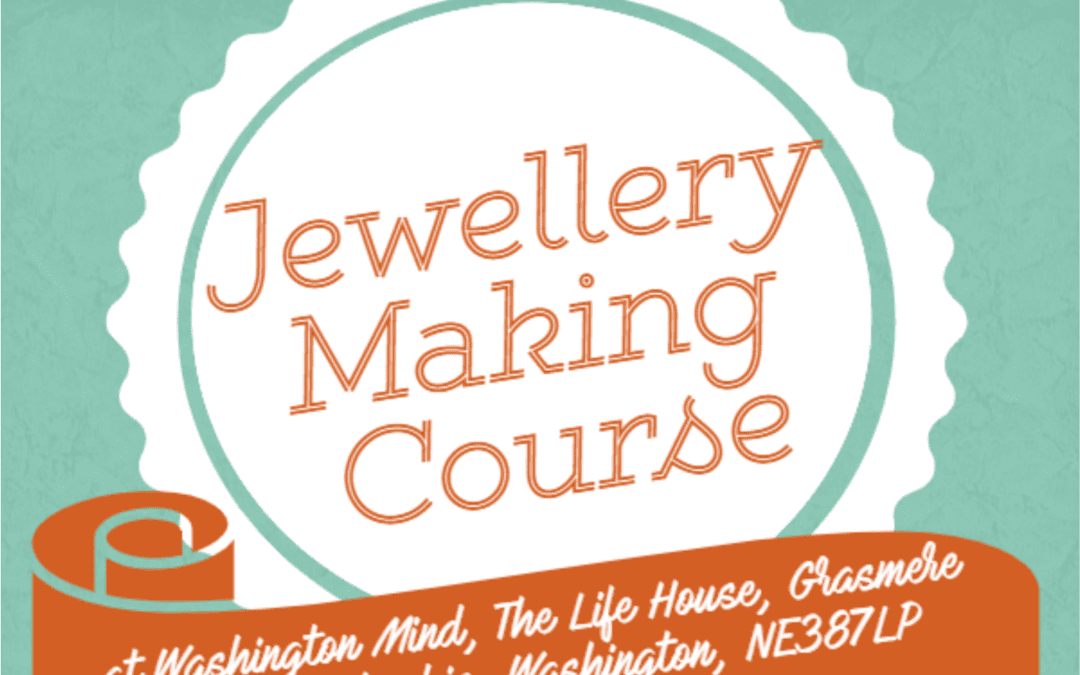 There's still time to join our jewellery making course!