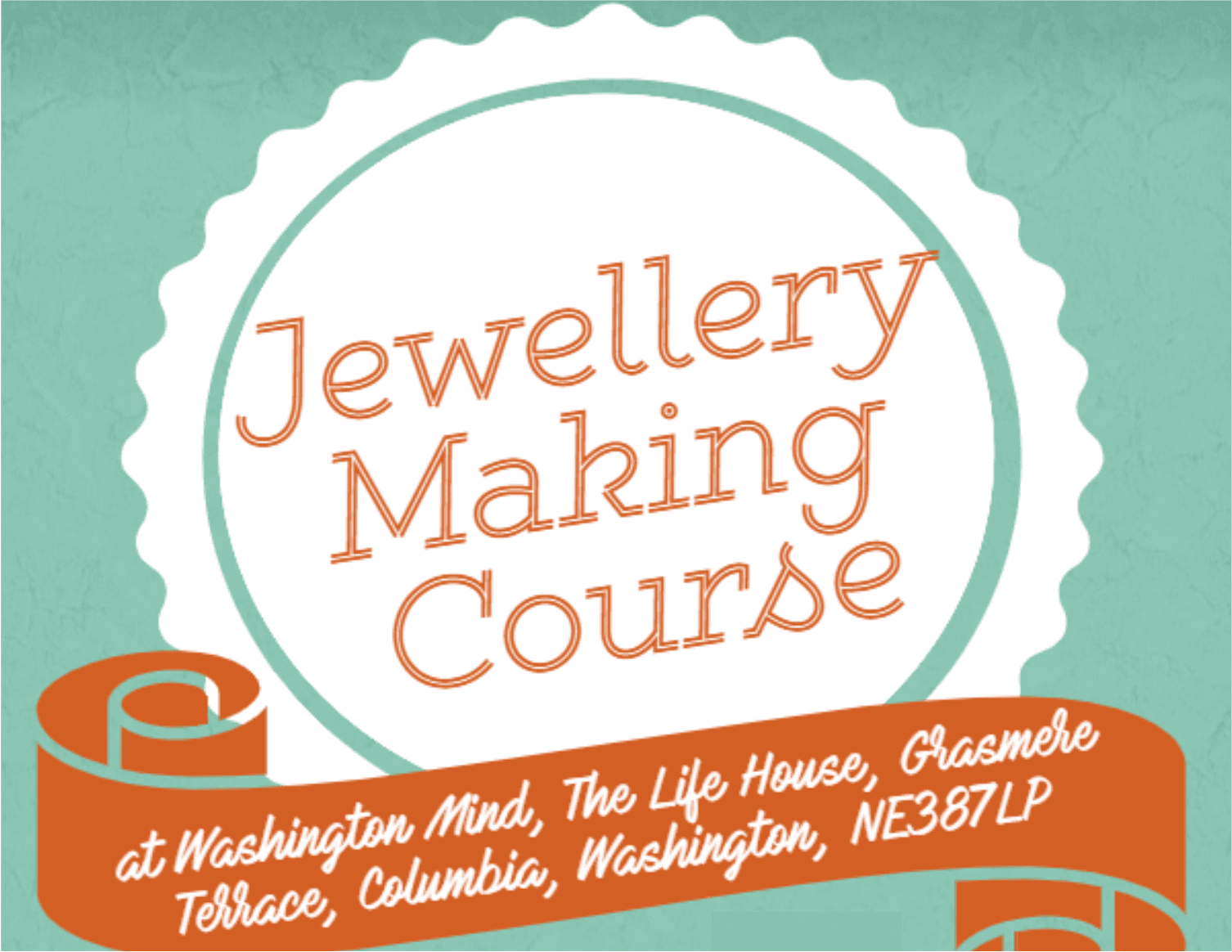Header image for There's still time to join our jewellery making course!