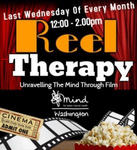 Reel Therapy @ Washington Mind