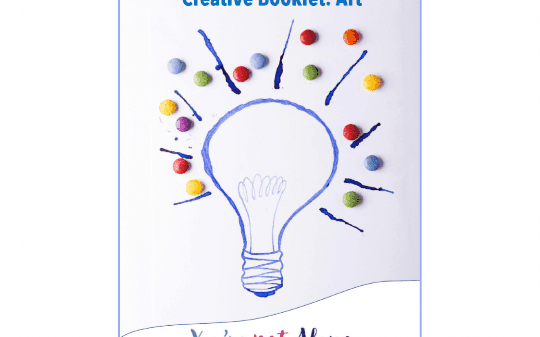 A creative self-help tool from Washington Mind Young People's Project