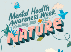 mental health awareness week 2021 at Washington Mind