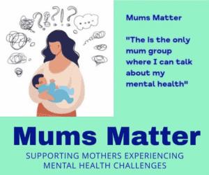 Mums Matter @ The Life House | England | United Kingdom